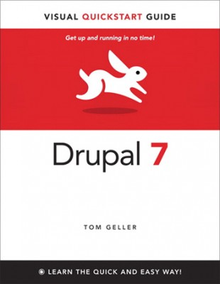 Cover of Drupal 7: Visual QuickStart Guide book