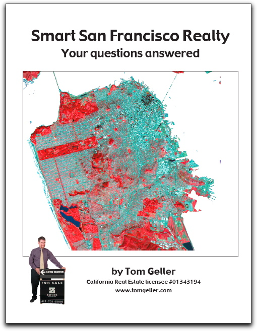"Cover of ""Smart San Francisco Realty"" booklet"