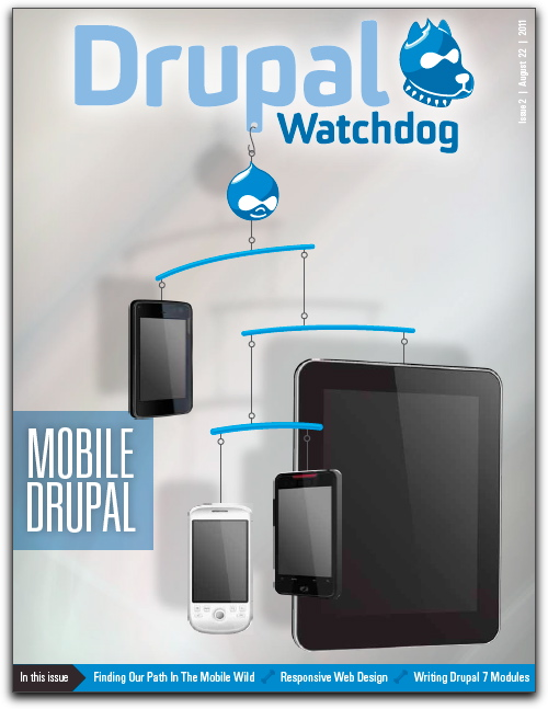 Cover of Drupal Watchdog Issue #2