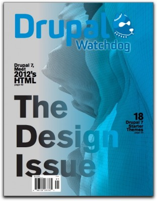 Cover of Drupal Watchdog Issue #3