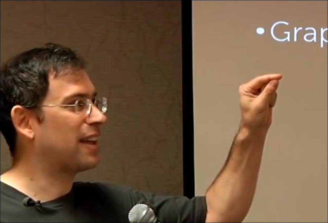 Still frame from Buffalo presentation