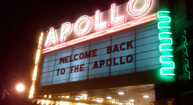Just a random photo of Oberlin -- the Apollo Theatre