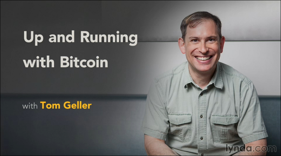 Screenshot from Up and Running with Bitcoin